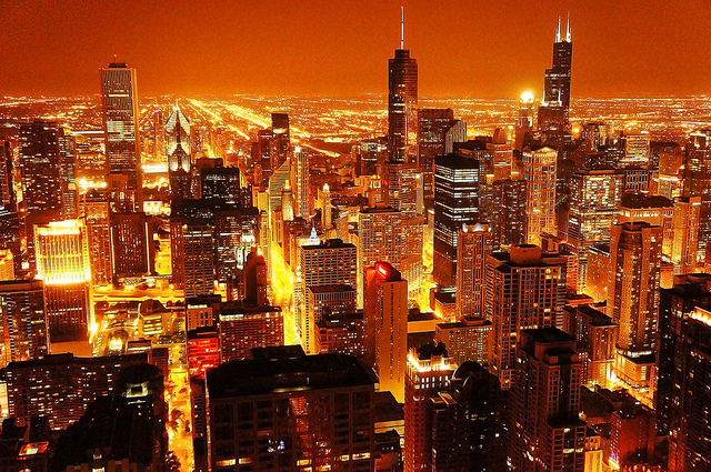 Gotham City!