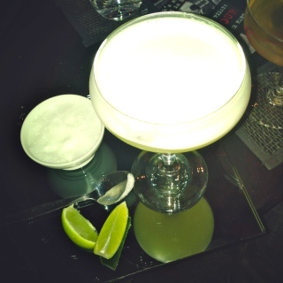 Too Middle-Aged for A Deconstructed Margarita