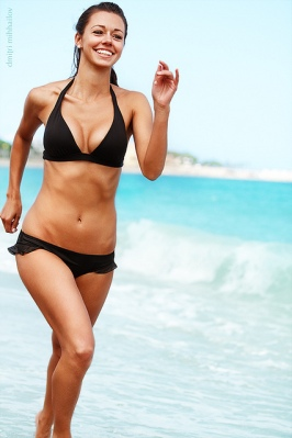 Exercise, jogging, diet, middle age, women